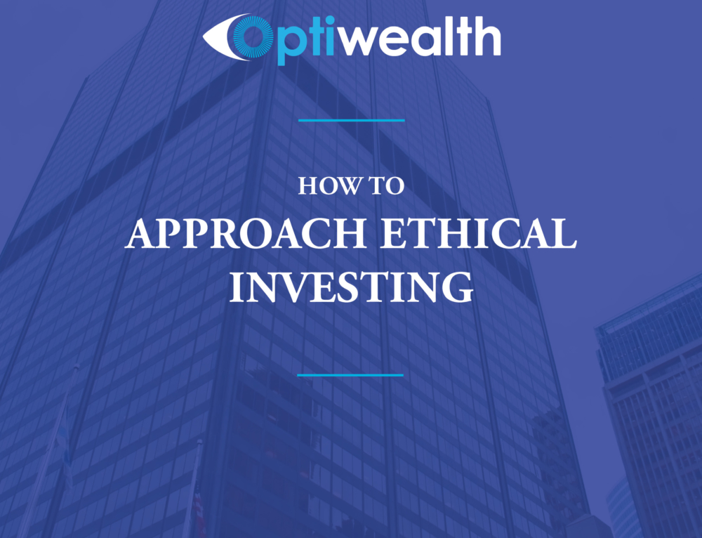 How To Approach Ethical Investing
